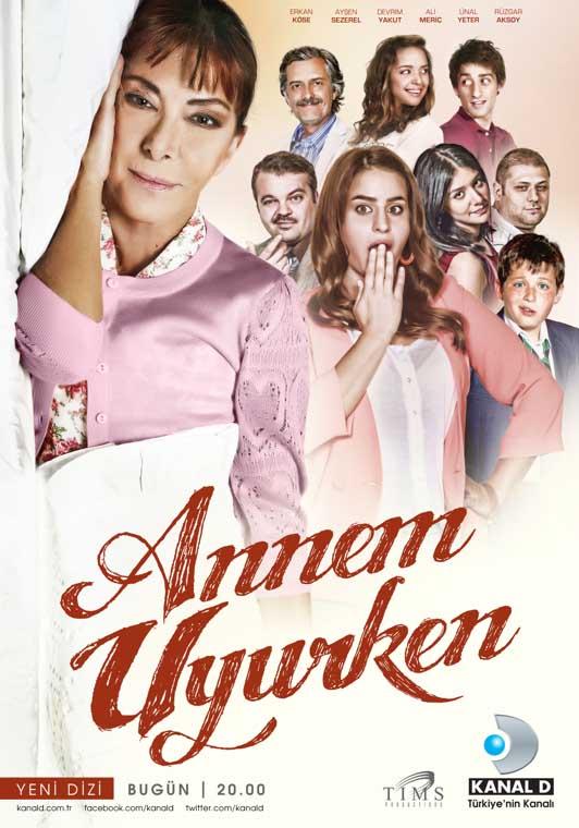 ANNEM UYURKEN