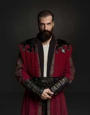 Archer Black Mustafa Pasha