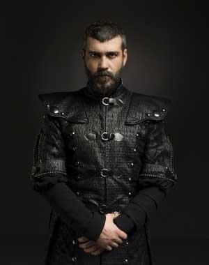 Armorer Mustafa Agha